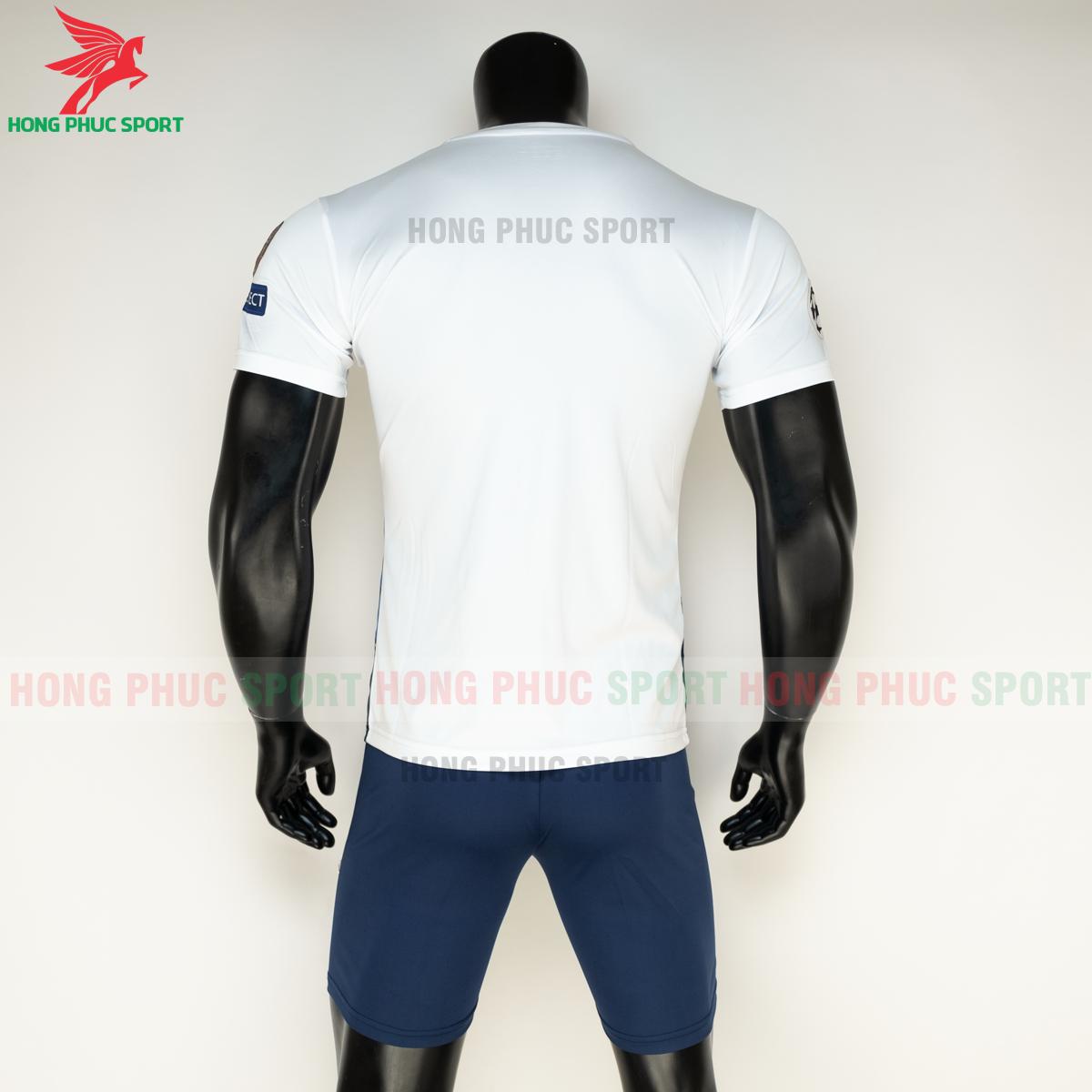 Áo bóng đá Tottenham 2020 2021 phiên bản fan mẫu 3 (sau)