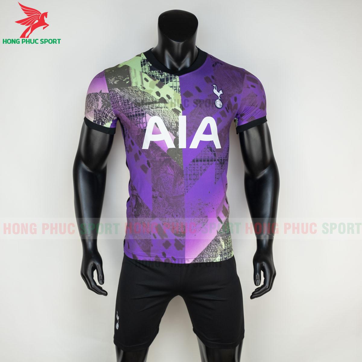 Áo đấu Tottenham 2021 2022 mẫu thứ 3 (trước)