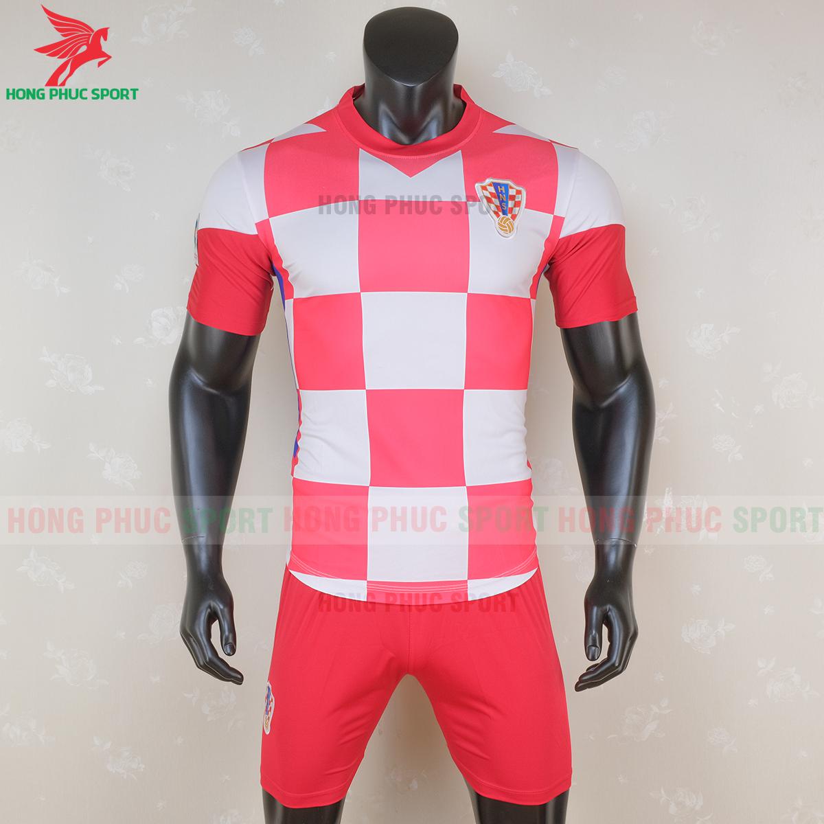 Áo đấu tuyển Croatia 2020 sân nhà 2 (trước)
