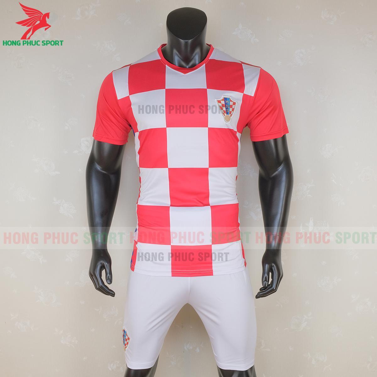 Áo đấu tuyển Croatia 2020 sân nhà 1 (trước)
