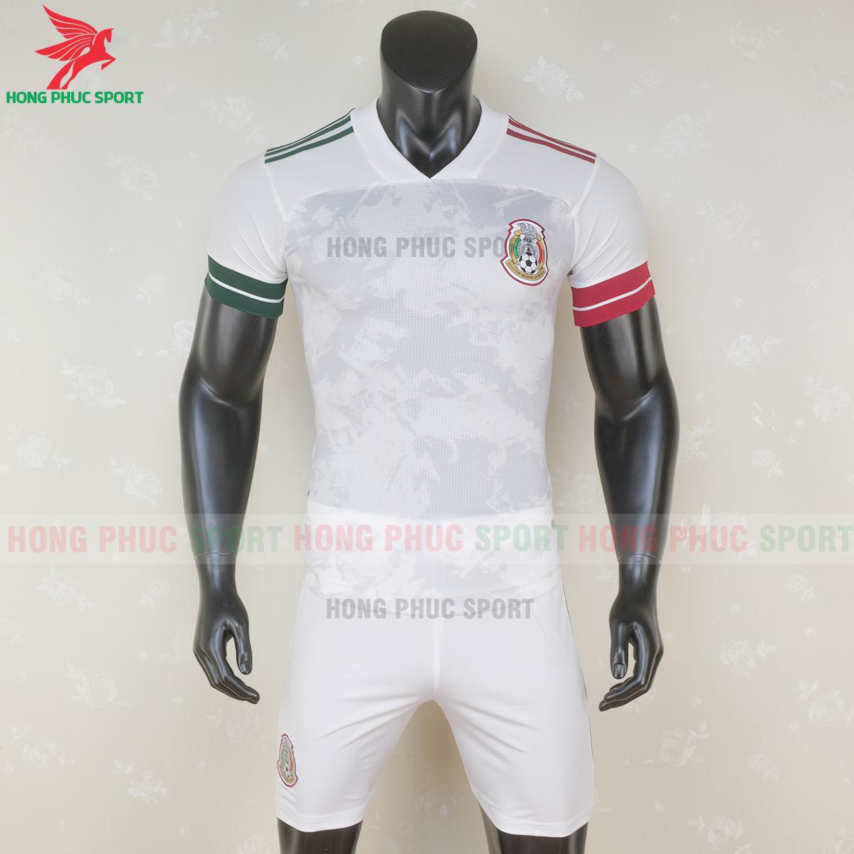 Áo đấu tuyển Mexico 2020 sân khách (trước)