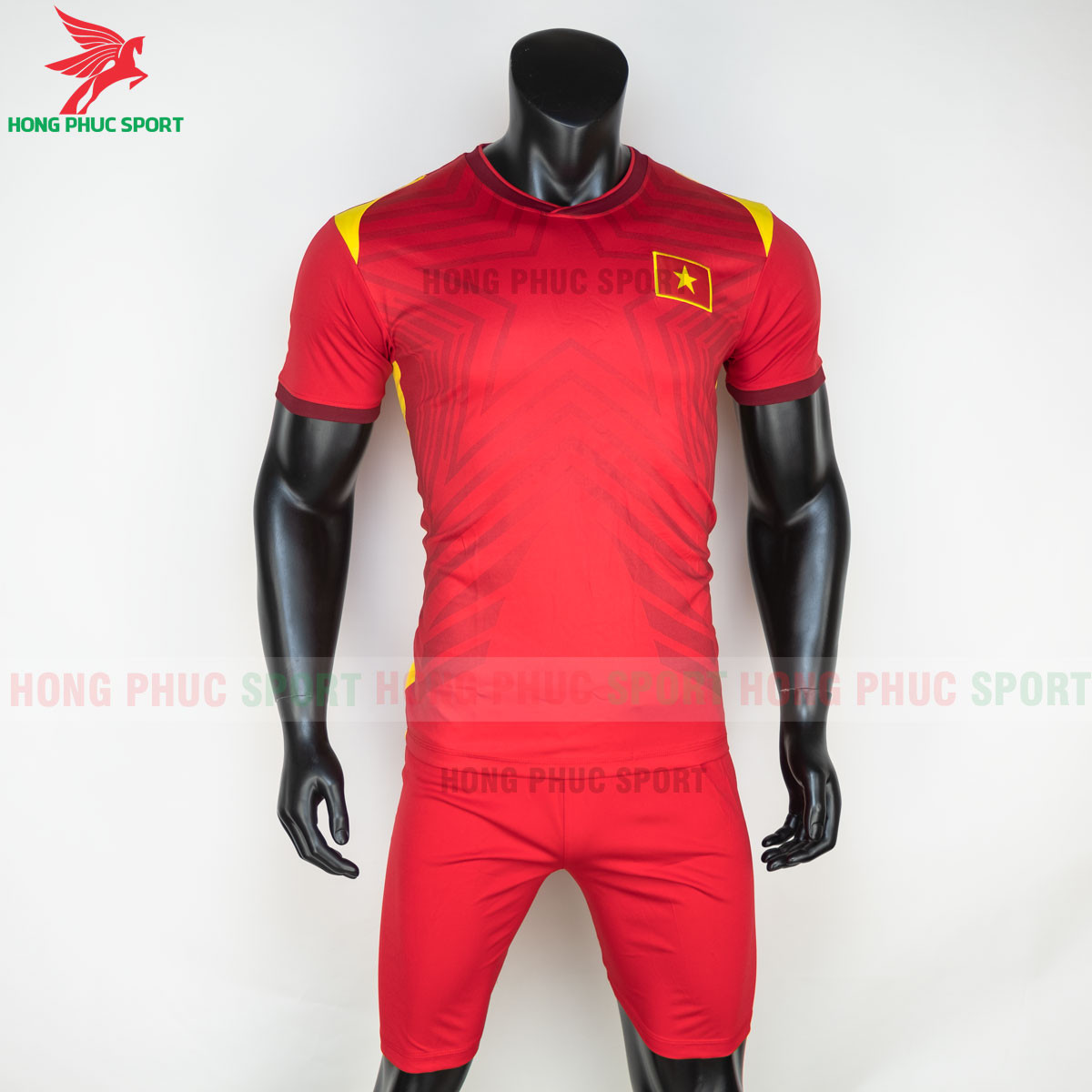 Áo bóng đá tuyển Việt Namsân nhà 2021(trước)