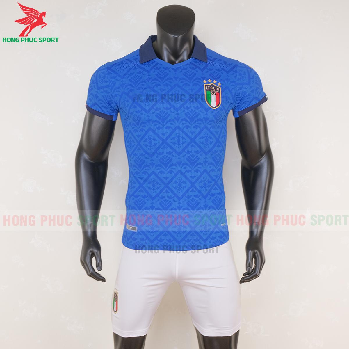 Áo đấu tuyển Italia 2020 sân nhà (trước)
