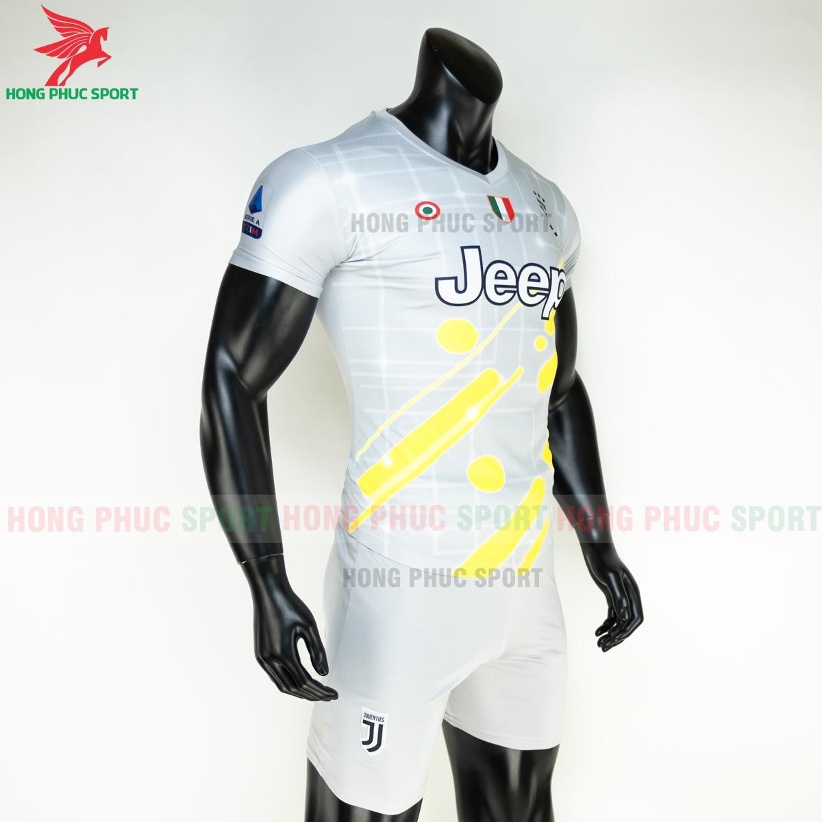 Áo bóng đá Juventus 2020 2021 phiên bản fan 6 (phải)