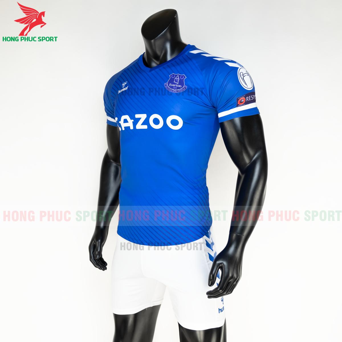 Áo bóng đá Everton 2020 2021 sân nhà(trái)