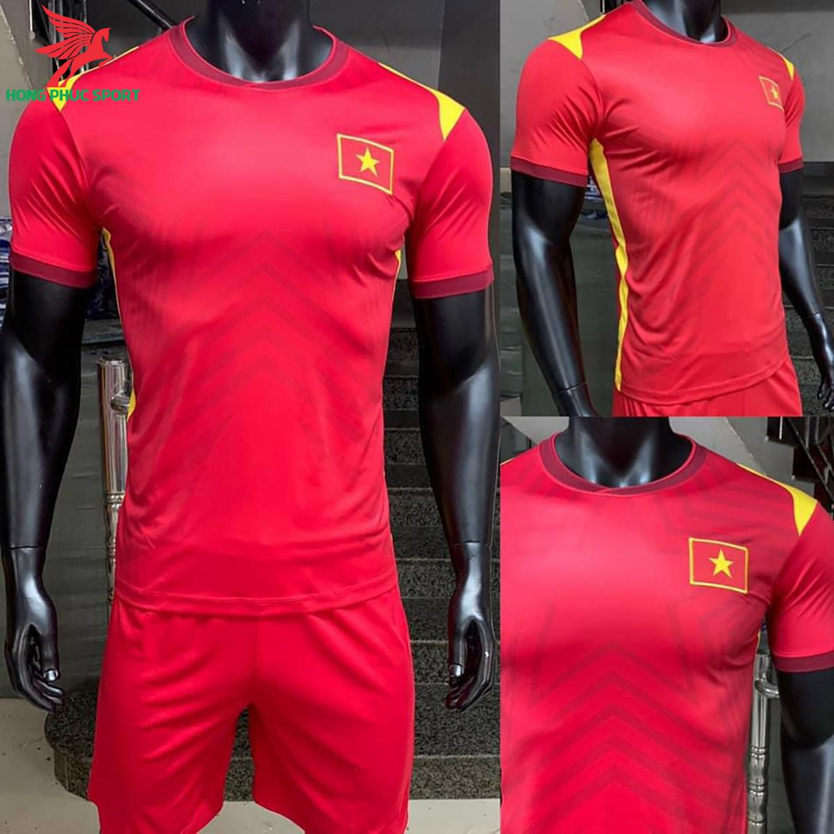 Áo bóng đá tuyển Việt Namsân nhà 2021