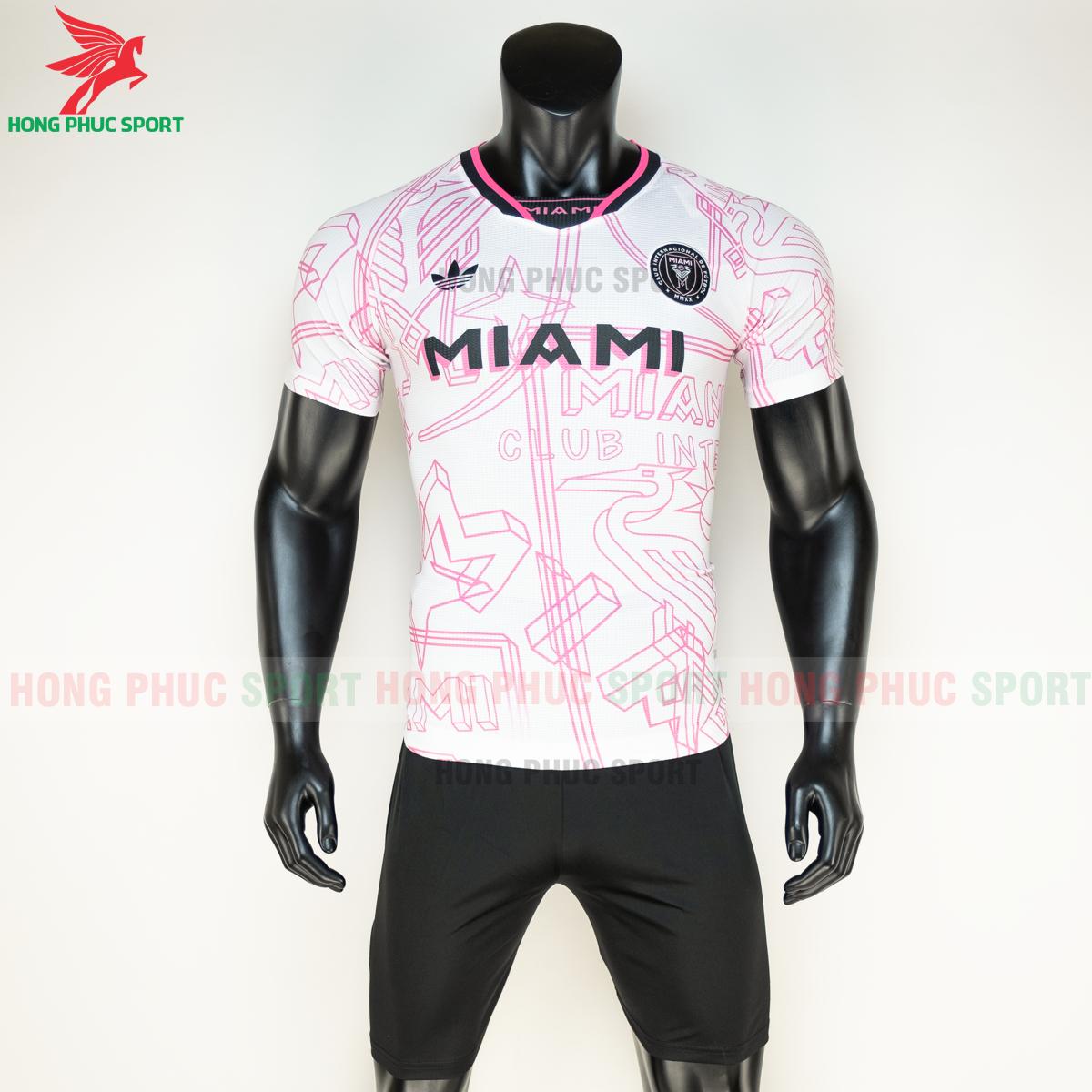 Áo đá banhInter Miami2020 2021 phiên bản fan (trước)