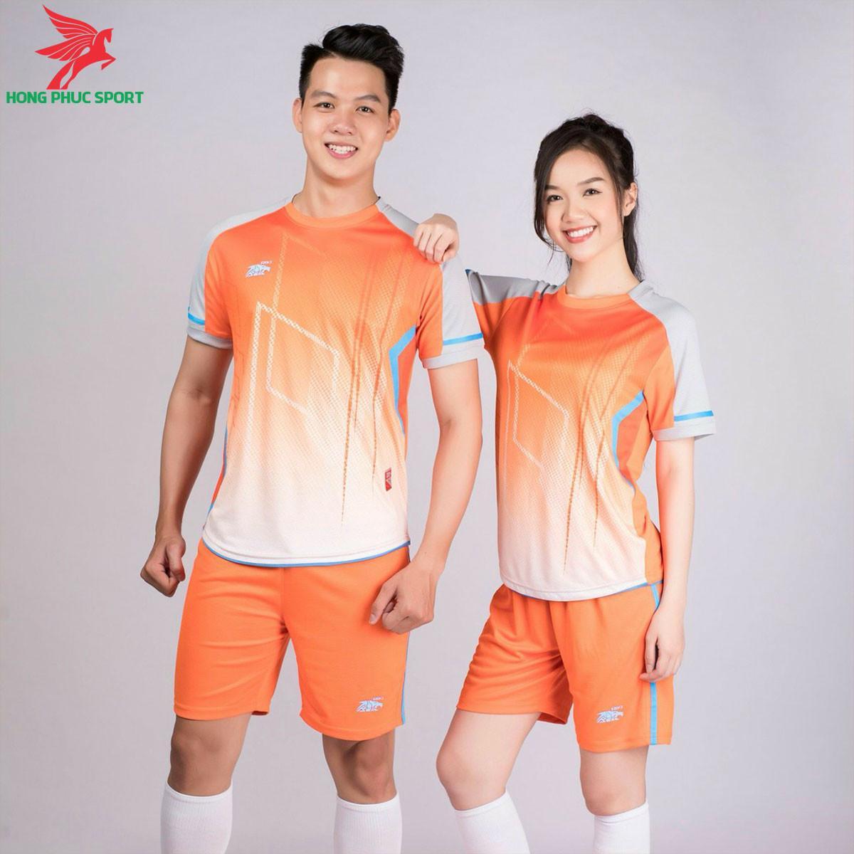 áo bóng đá không logo Riki Airmaxx Cam