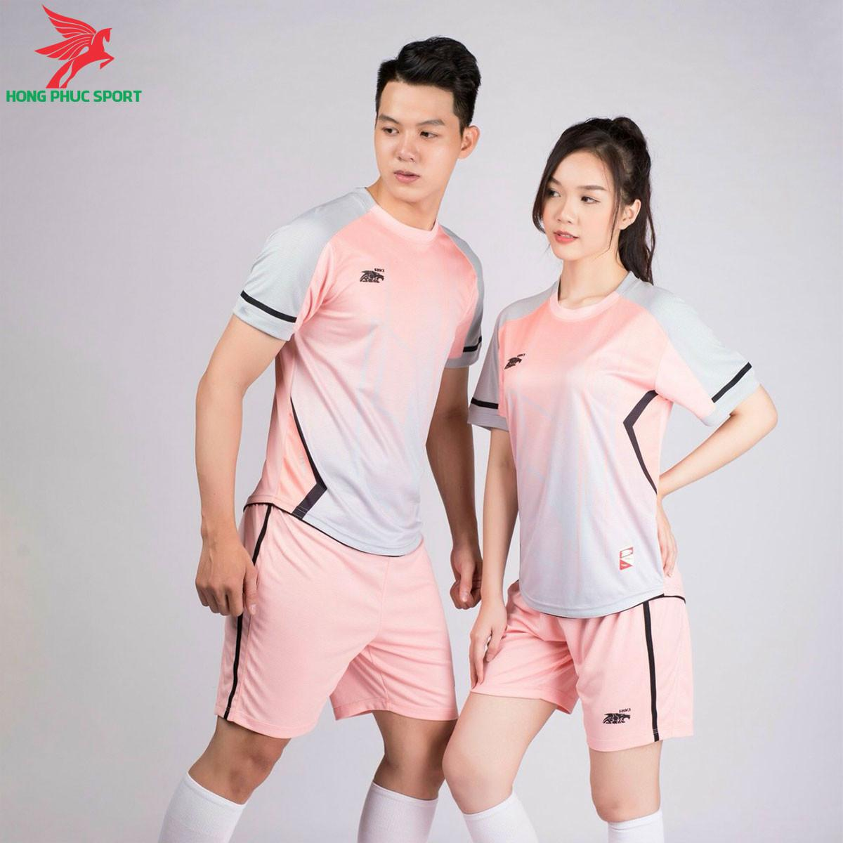 áo bóng đá không logo Riki Airmaxx Hồng