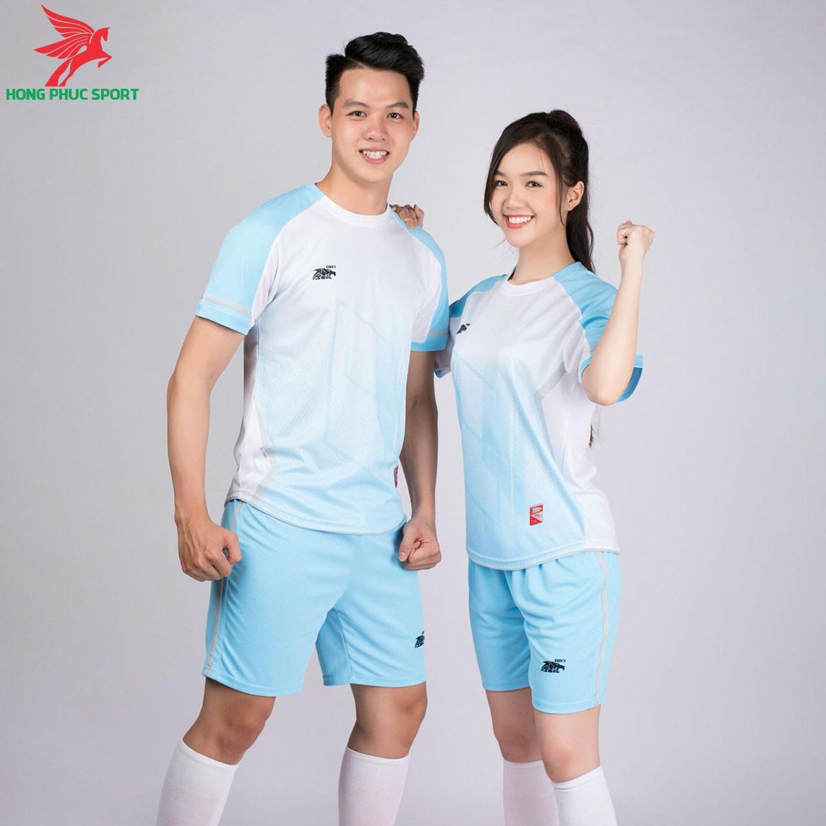 áo bóng đá không logo Riki Airmaxx Thiên Thanh