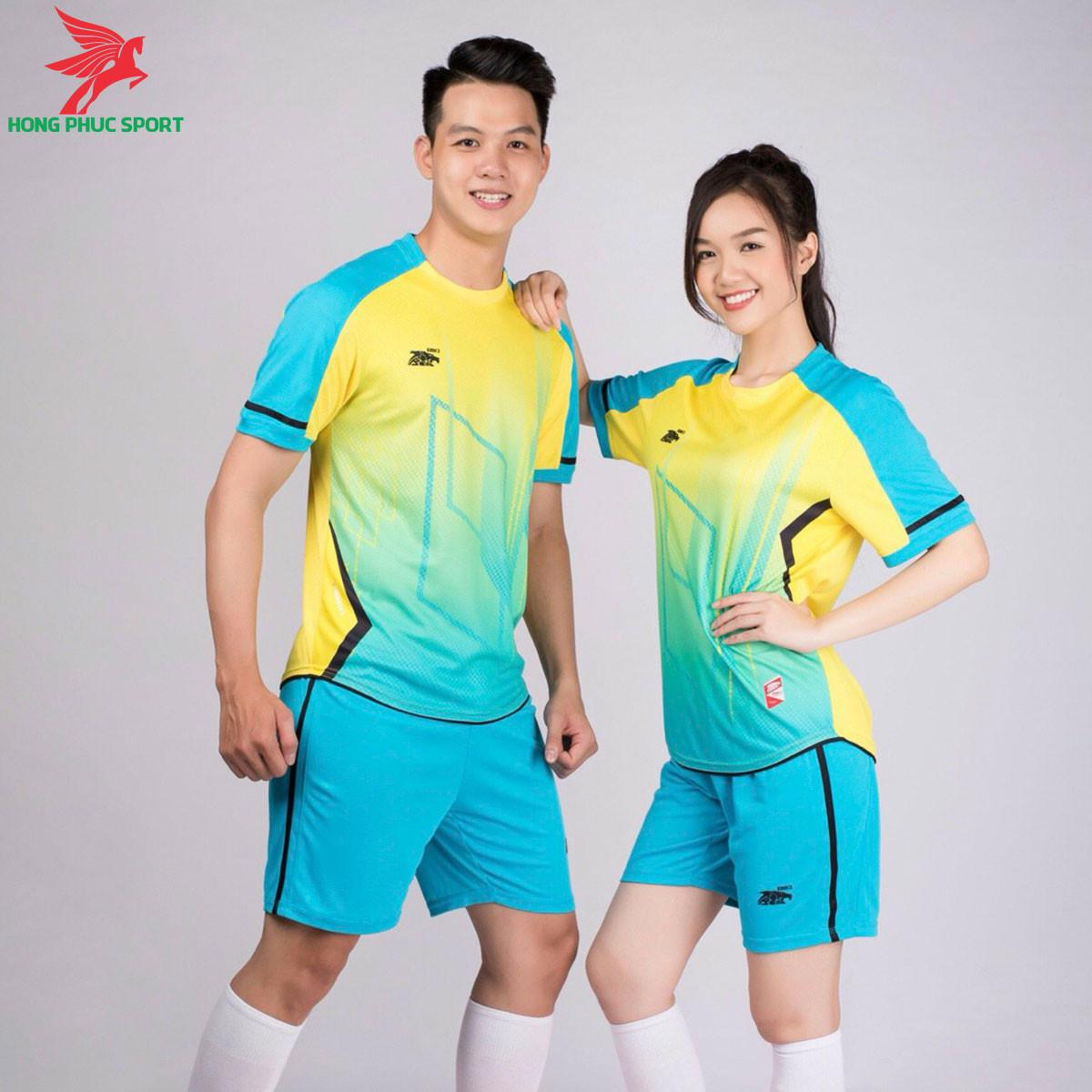 áo bóng đá không logo Riki Airmaxx Vàng