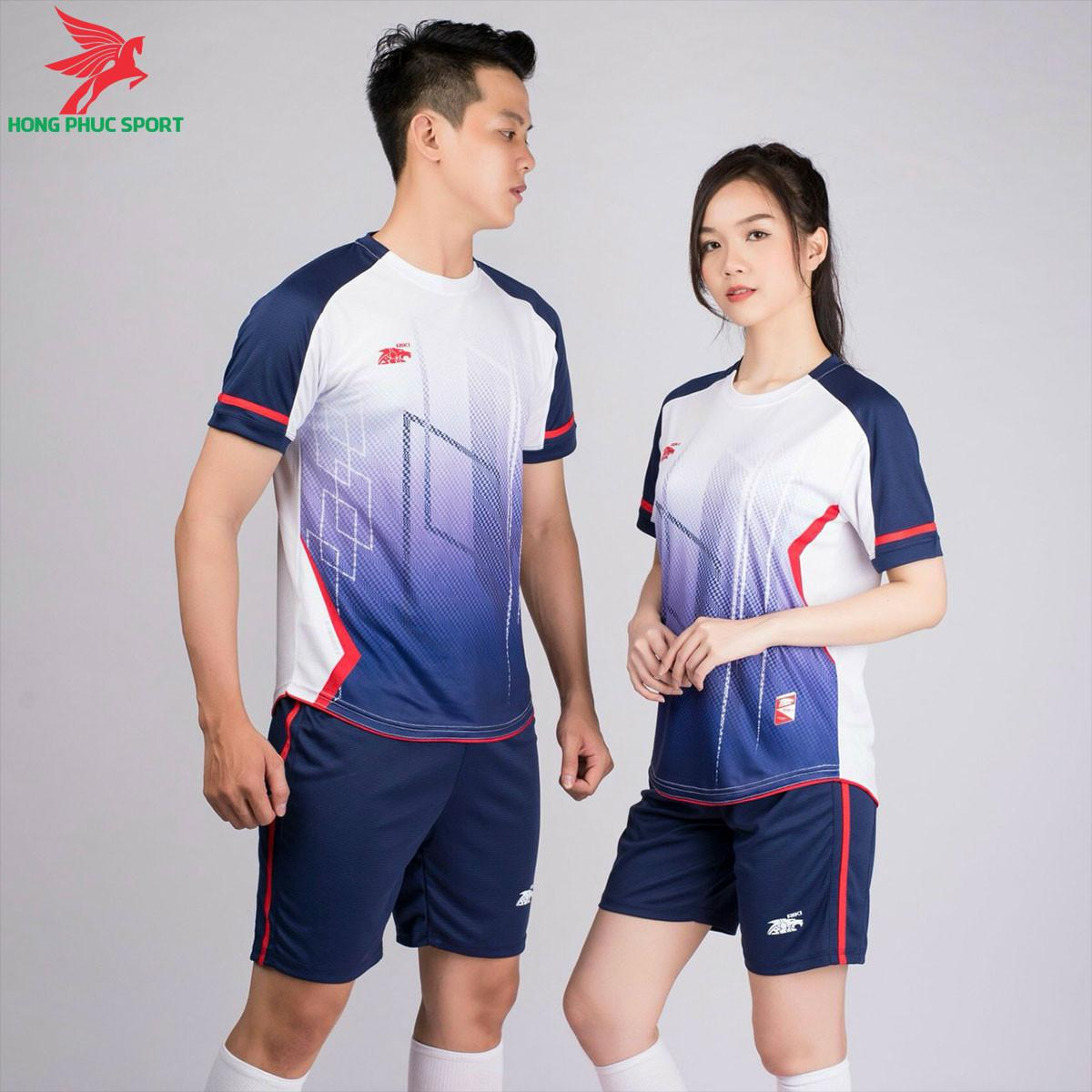 áo bóng đá không logo Riki Airmaxx Xanh đen