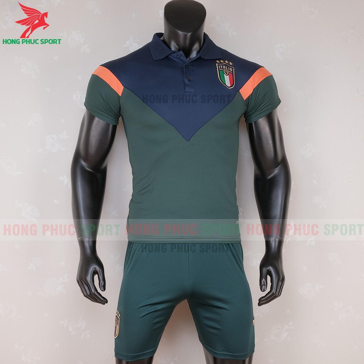 Áo Polo tuyển Italia 2020 (trước)