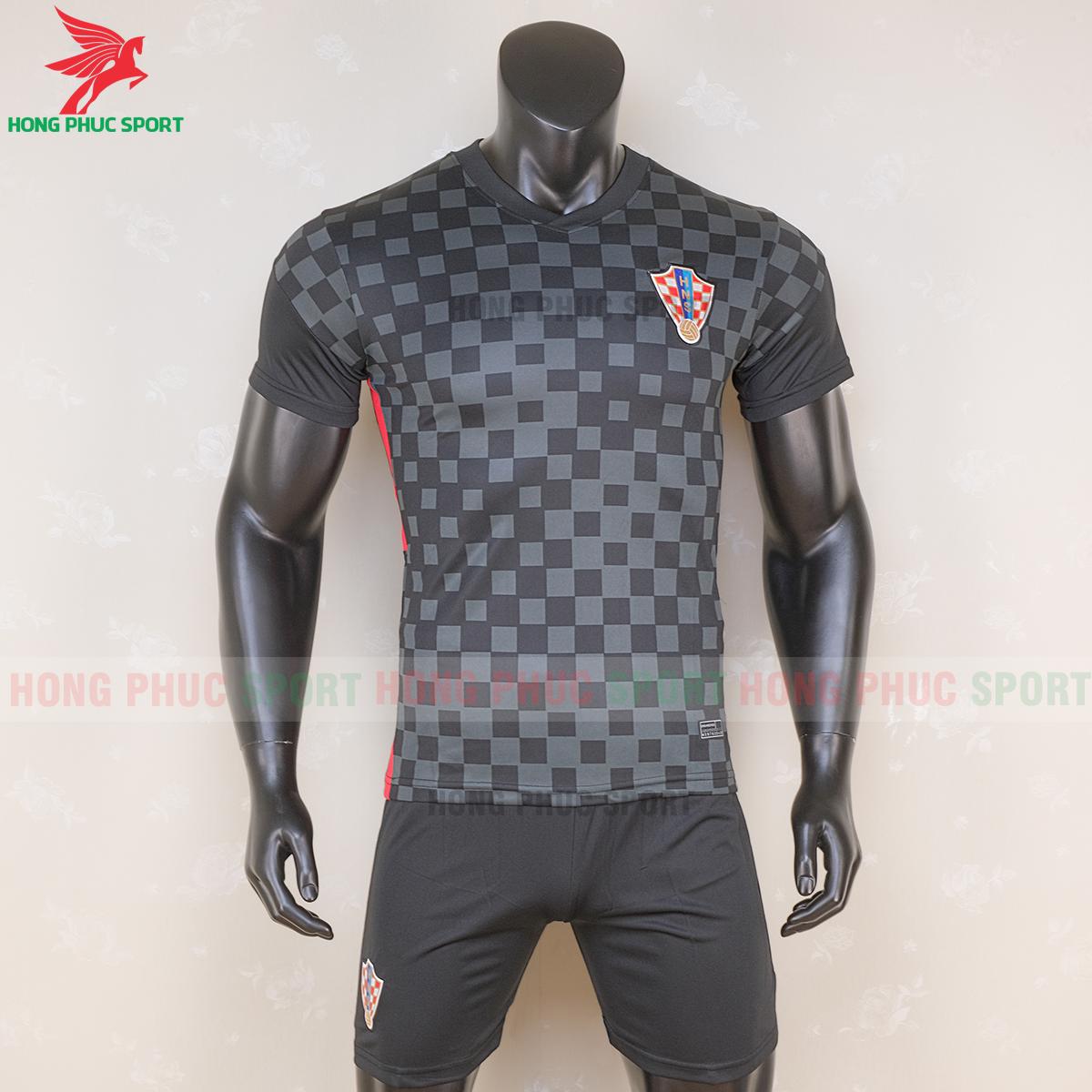 Áo đấu tuyển Croatia 2020 sân khách (trước)