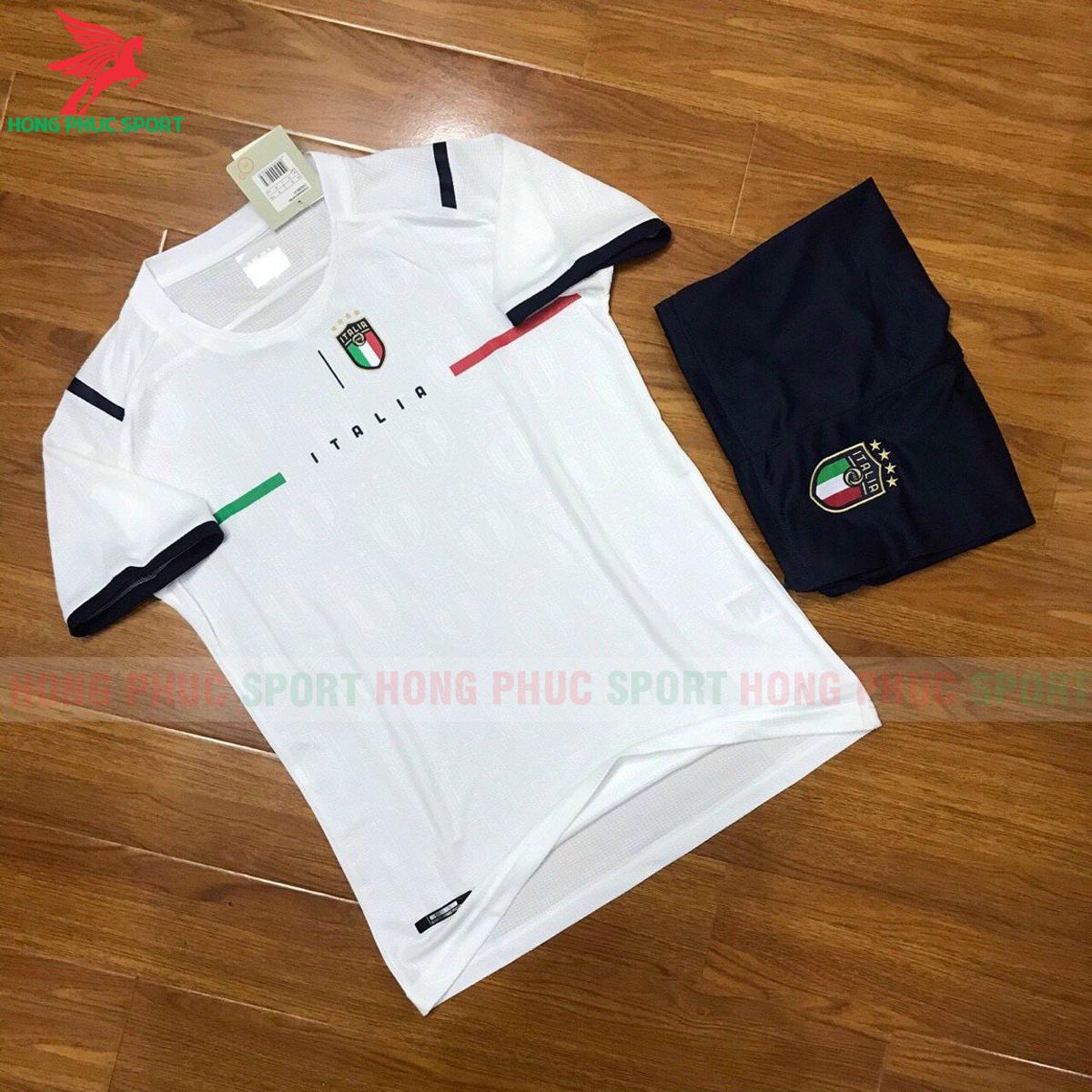 Áo đấu tuyển ItaliaEuro 2021 sân khách(1)