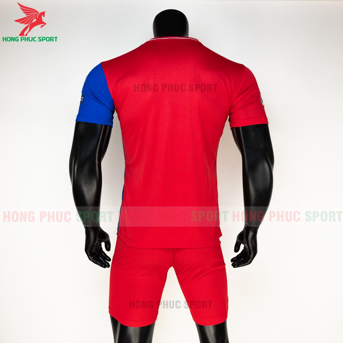 Áo tuyển Pháp 2020 phiên bản Fan hàng dệt (sau)