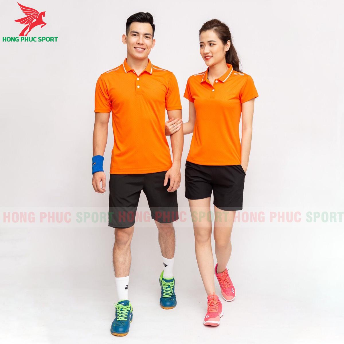 Quần áo Tennis Nike 2020 màu cam