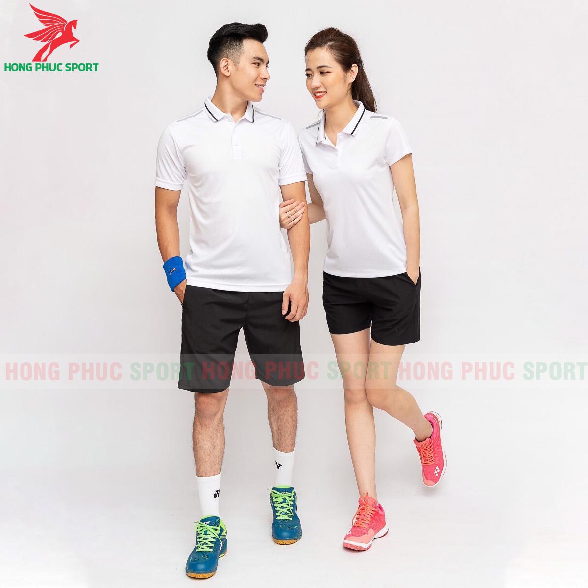 Quần áo Tennis Nike 2020 màu trắng