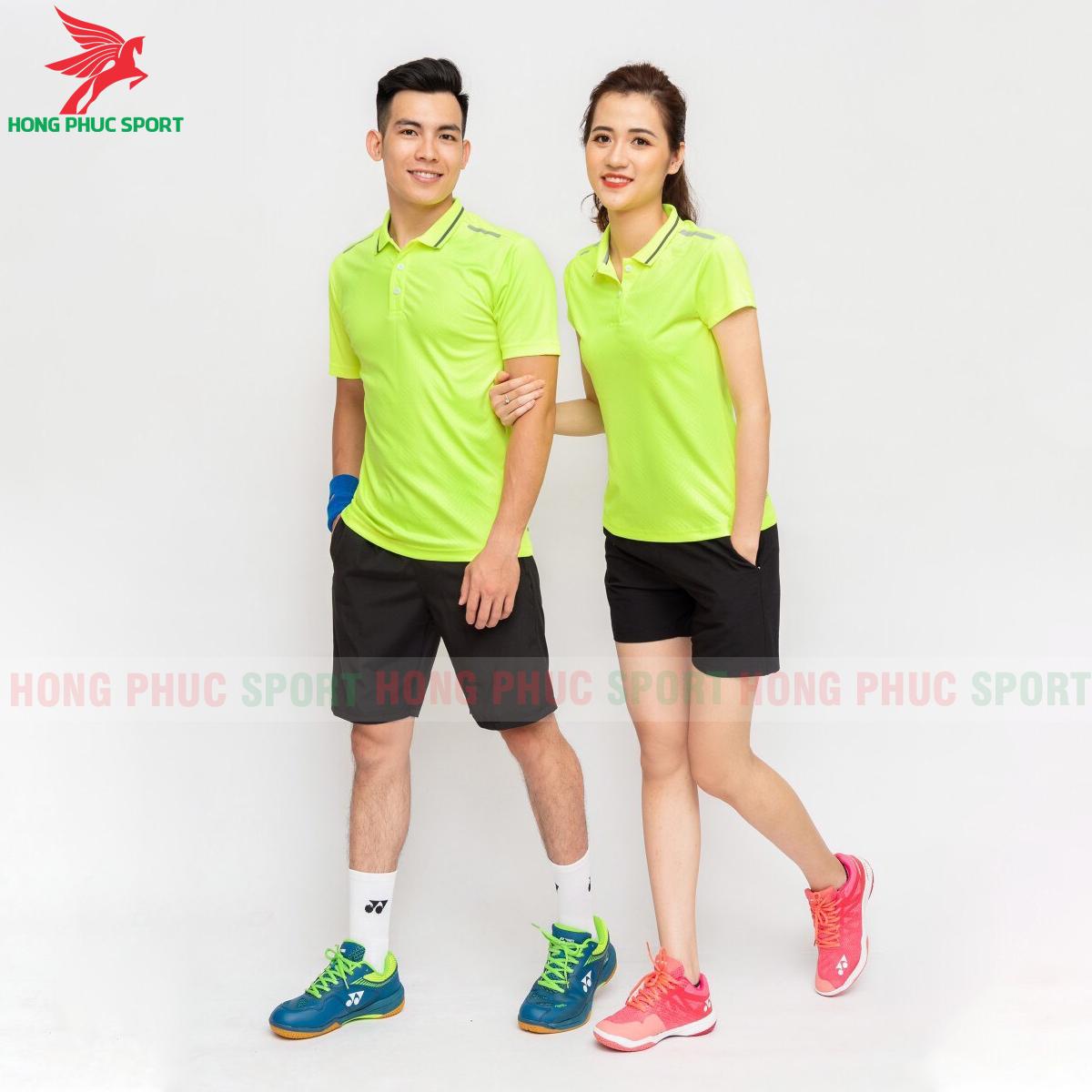 Quần áo Tennis Nike 2020 màu xanh chuối