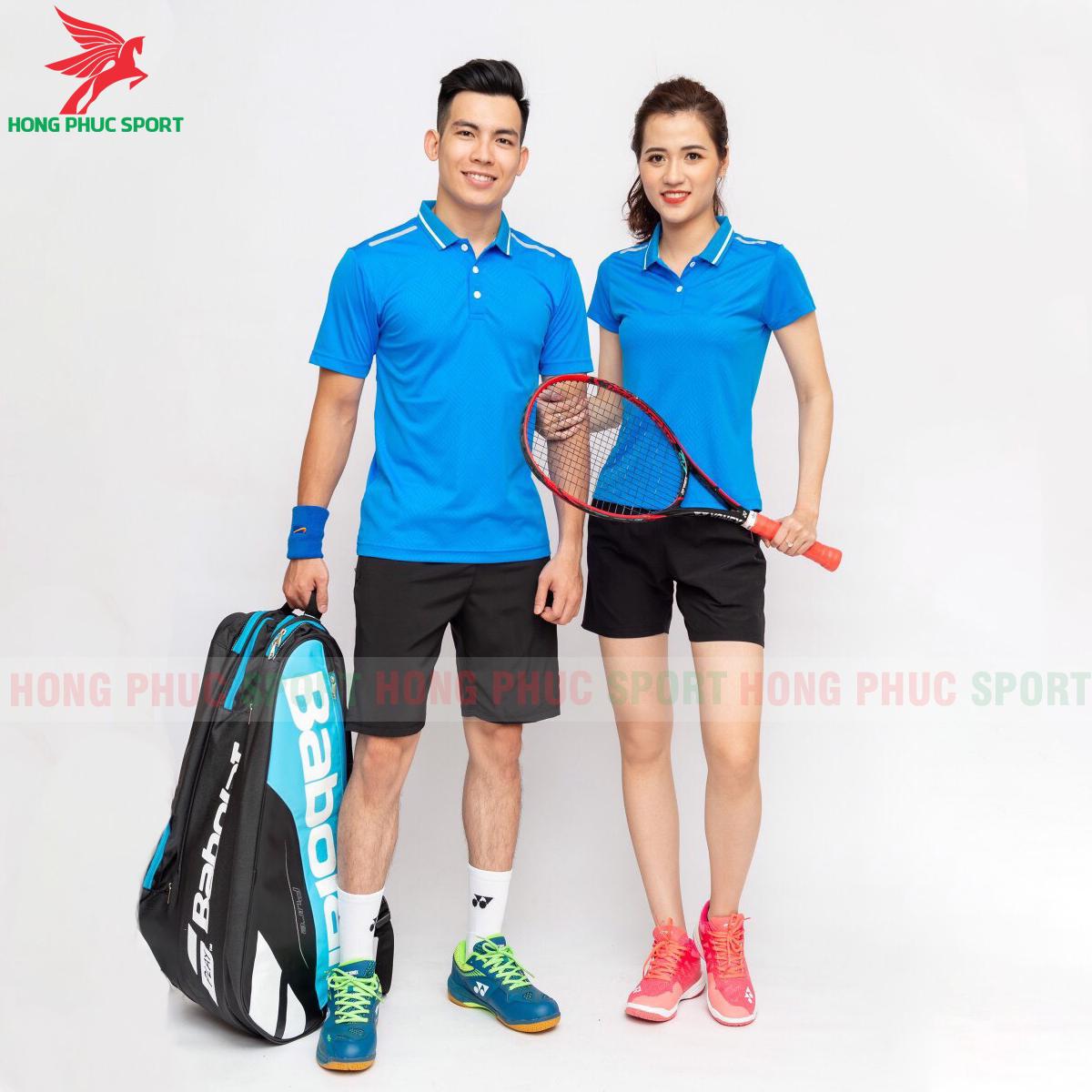 Quần áo Tennis Nike 2020 màu xanh dương