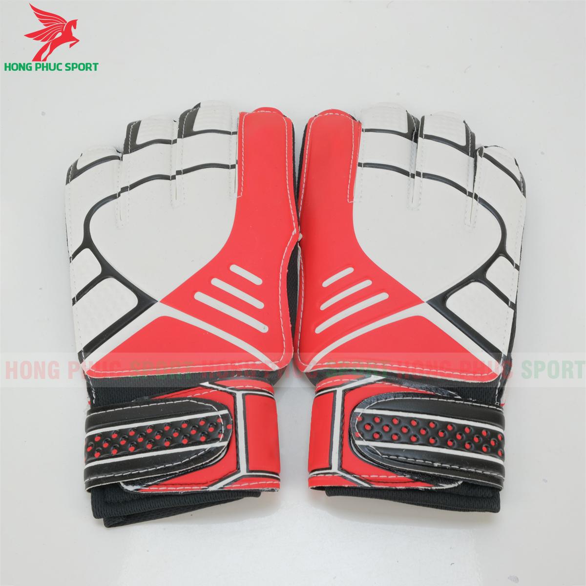 Găng tay thủ môn Adidas màu đỏ (mẫu 2)