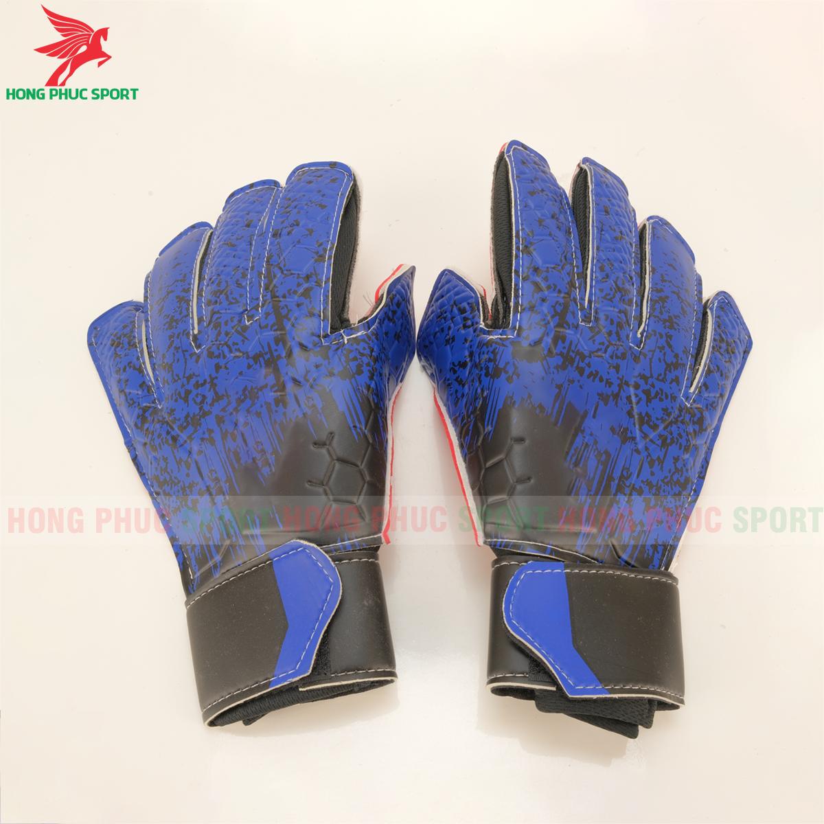 Găng tay thủ môn Adidas màu xanh dương