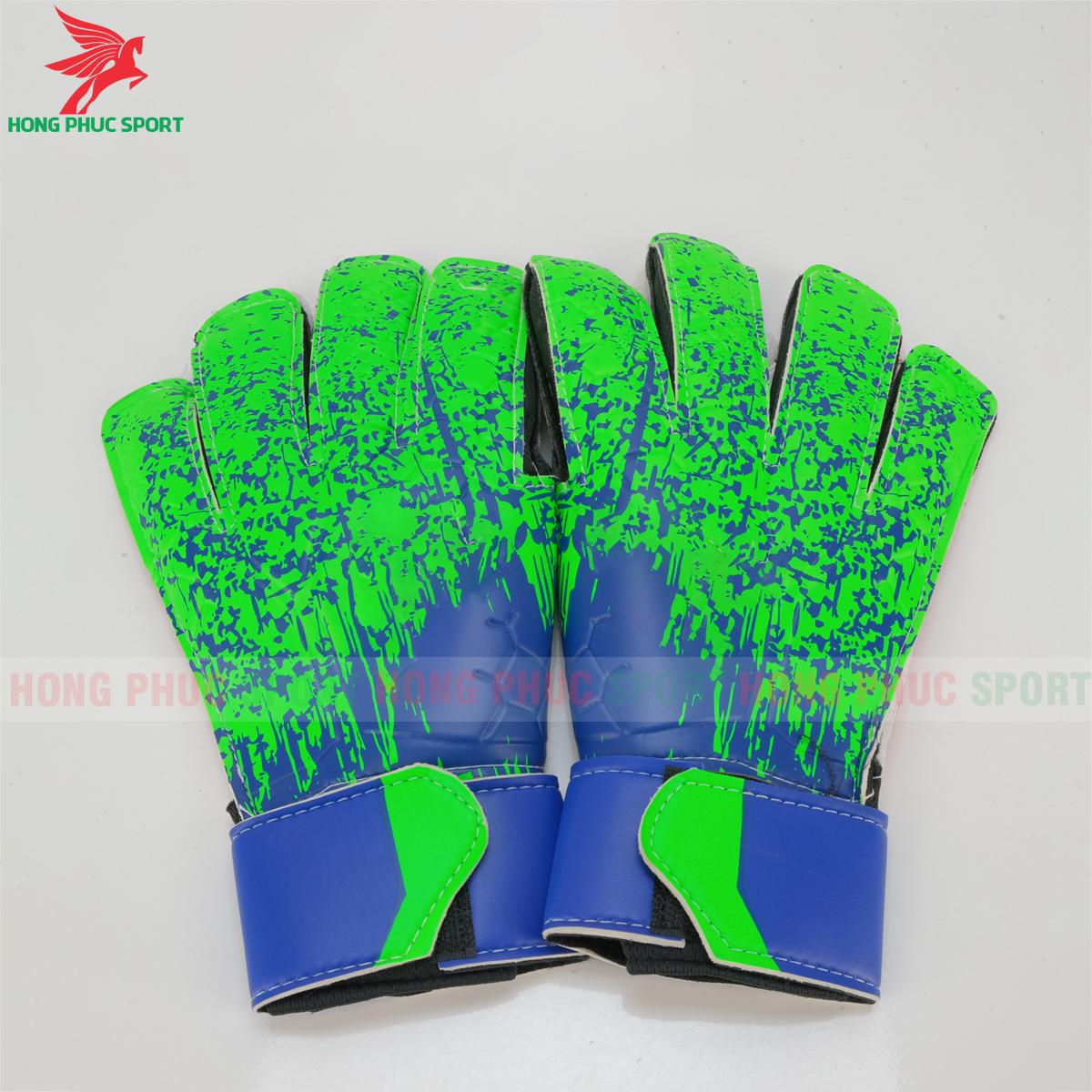 Găng tay thủ môn Adidas màu xanh lá