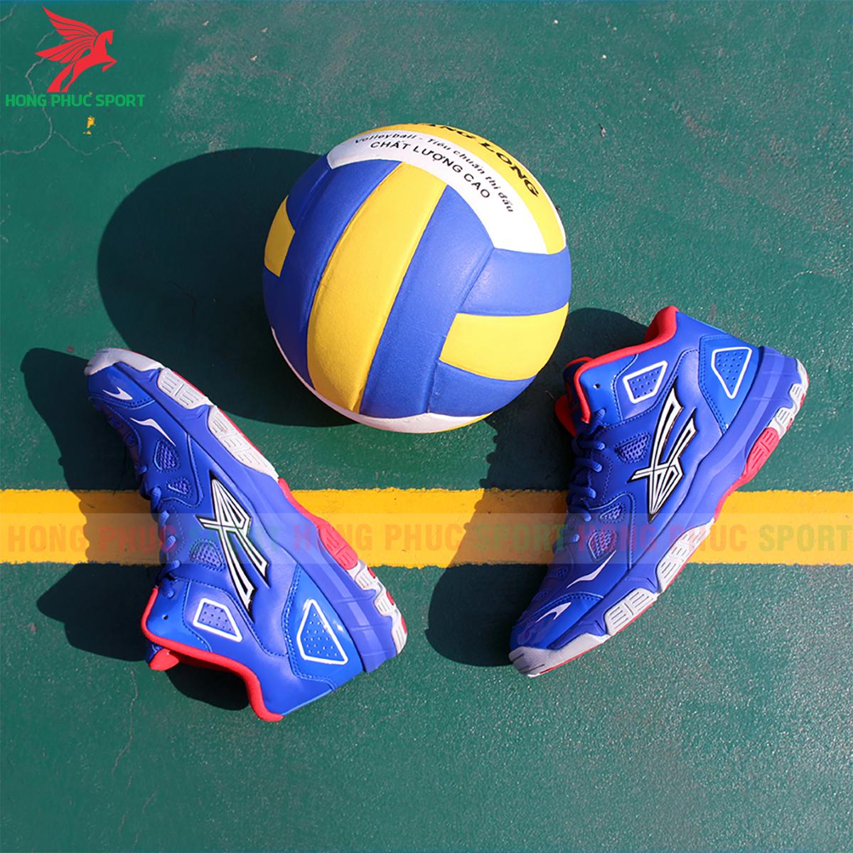 Giày bóng chuyền Beyono Golden Star C màu xanh dương (1)