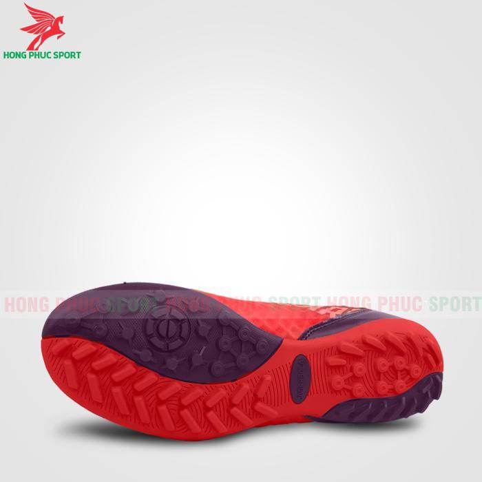 Giày Jogarbola 9019 sân cỏ nhân tạo đỏ (đế)