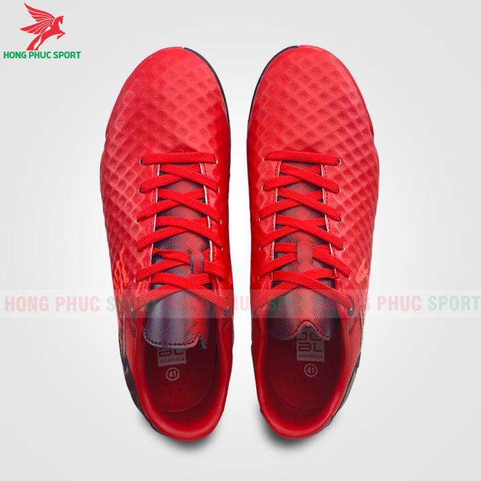 Giày Jogarbola 9019 sân cỏ nhân tạo đỏ (trên)