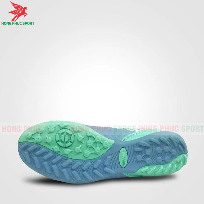 Giày Jogarbola 9019 sân cỏ nhân tạo xanh biển (đế)