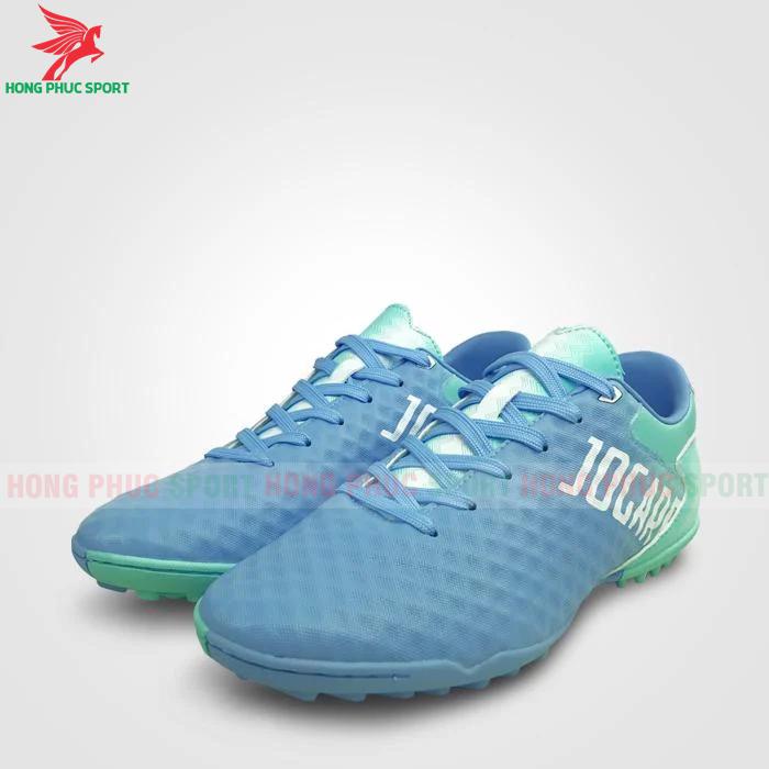 Giày Jogarbola 9019 sân cỏ nhân tạo xanh biển