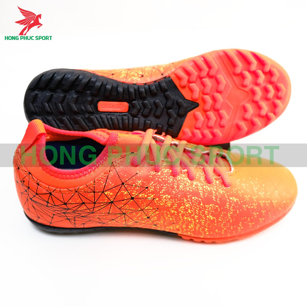 Giày đá banh Hồng Phúc Sport Premium 21.2màu cam