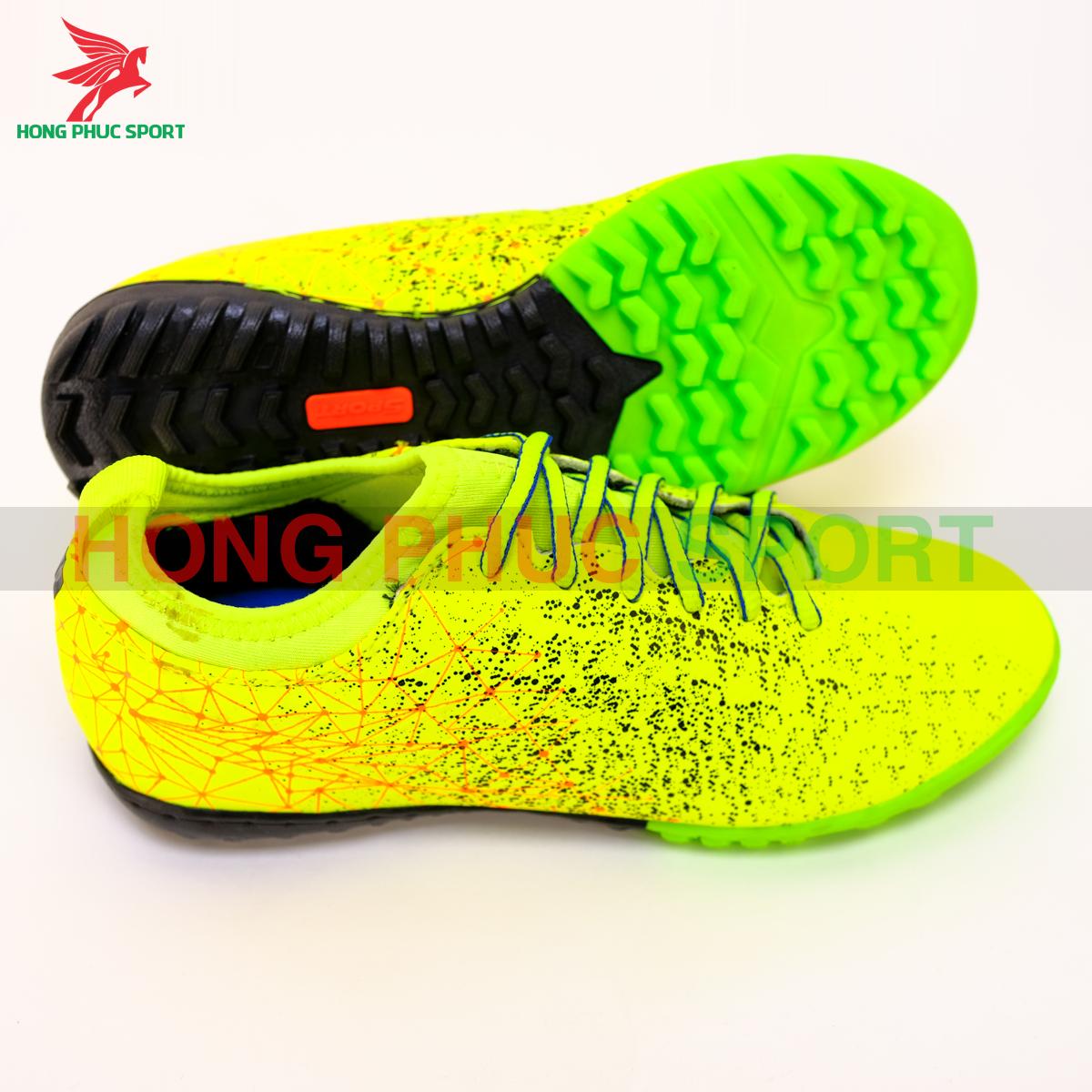 Giày đá banh Hồng Phúc Sport Premium 21.2màu Xanh chuối