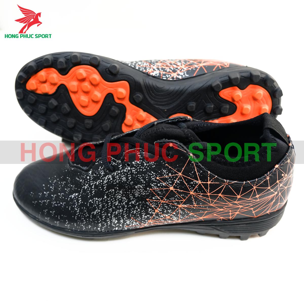Giày đá banh Hồng Phúc Sport Premium 21.3màu đen