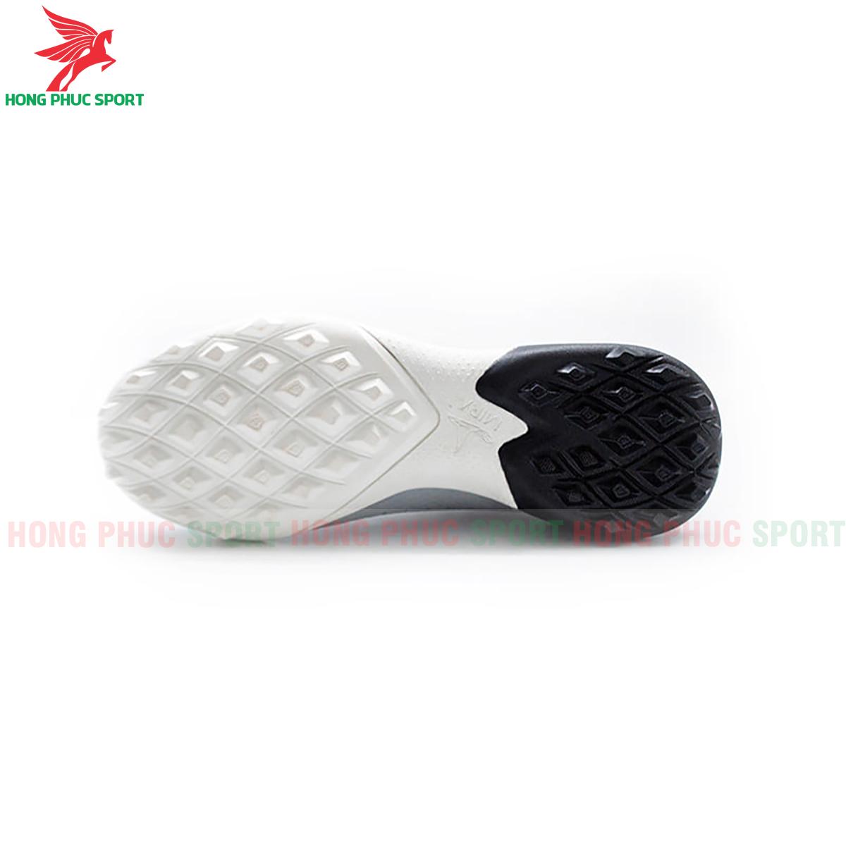 Giày Mira Lux 20.3 sân cỏ nhân tạo bạc phối đen (đế)