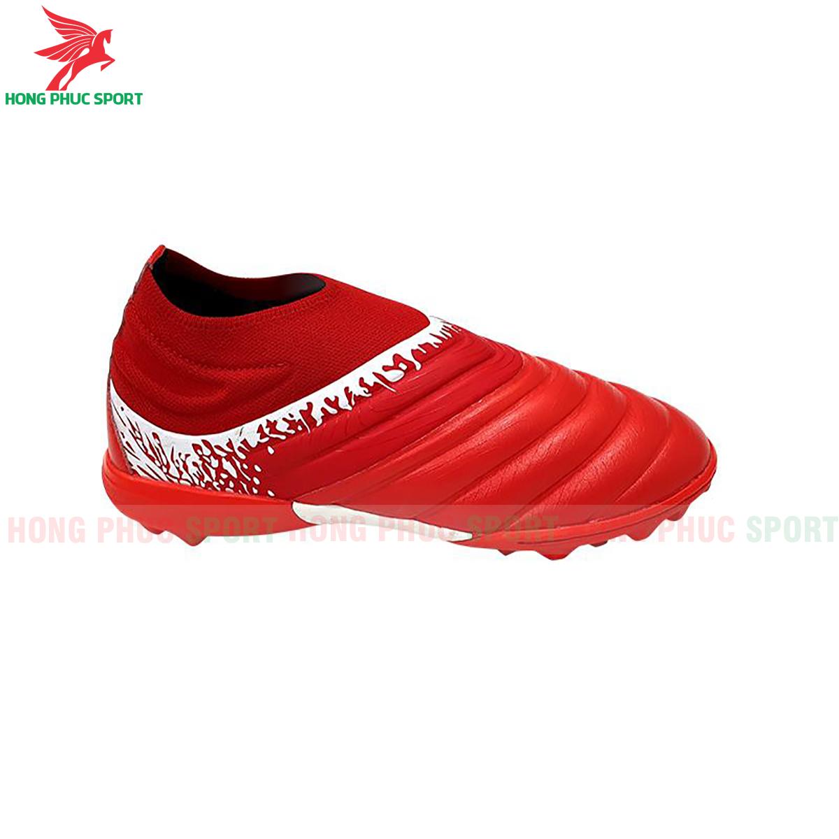 Giày Mira Winner sân cỏ nhân tạo màu đỏ (phải)