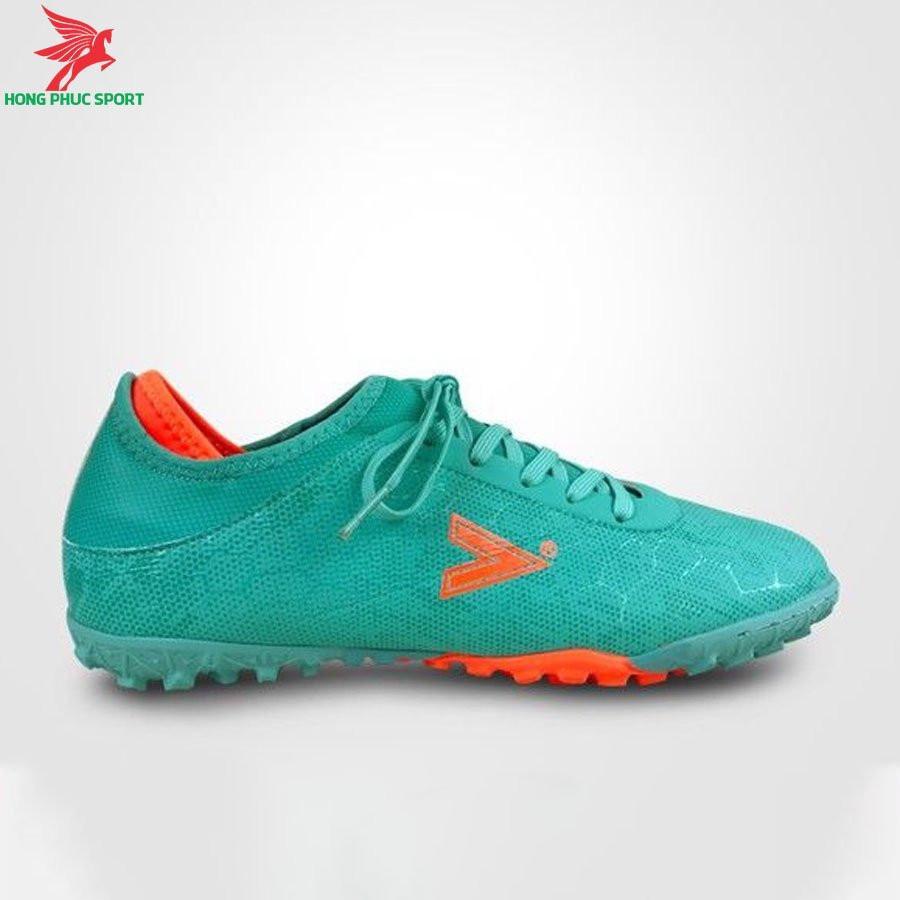 Giày đá banh Mitre 190420 màu xanh ngọc đế TF