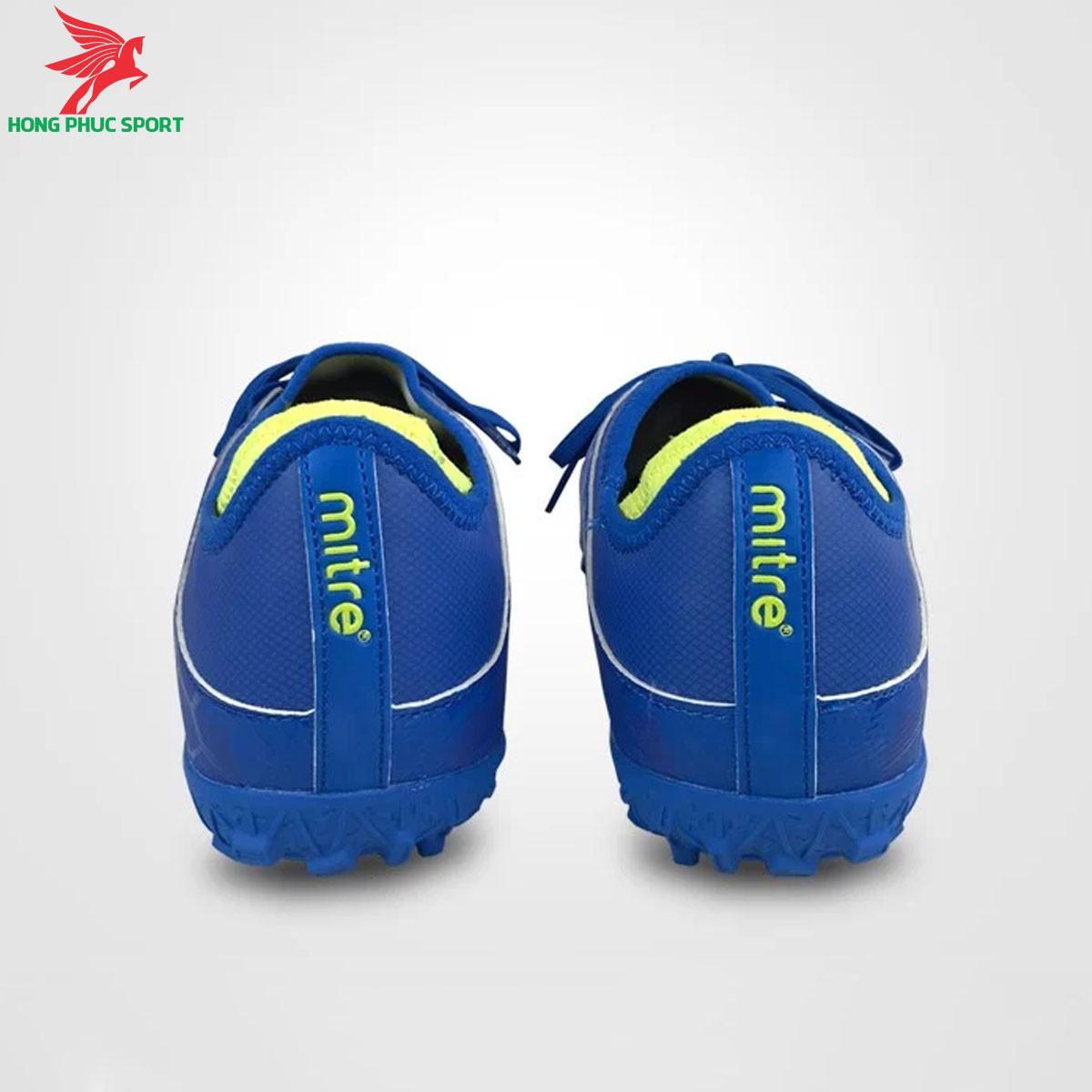 Giày đá banh Mitre 190420 màu xanh dương đế TF (3)