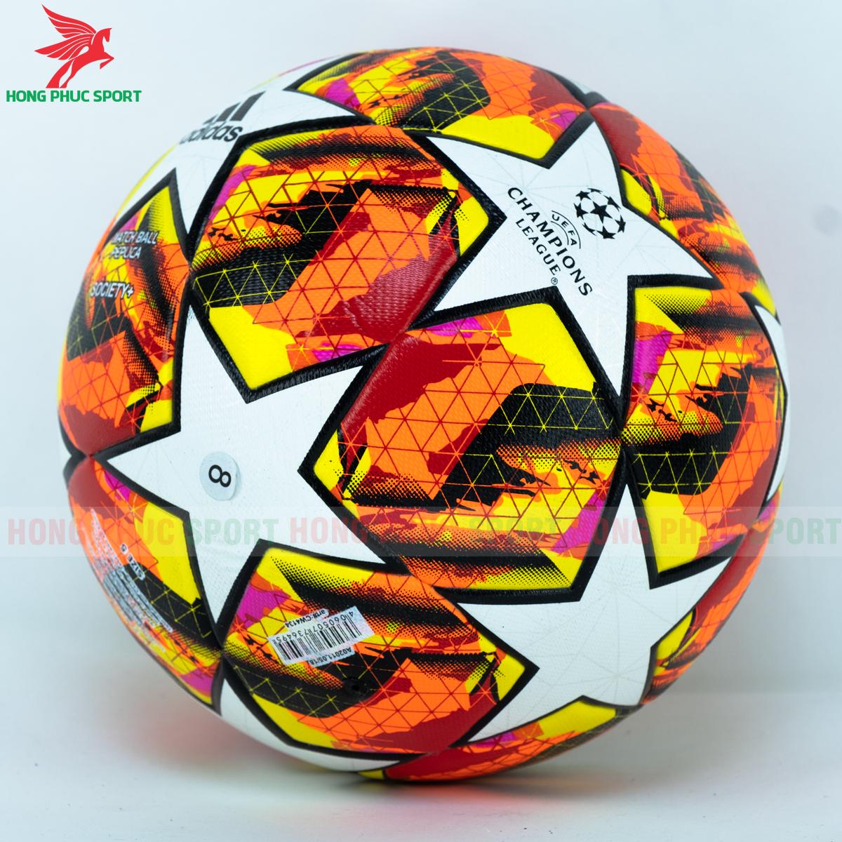 Quả bóng đá Champions League 2020 mẫu 5