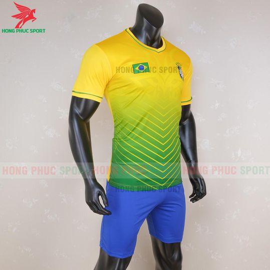Áo bóng đá Brasil 2020
