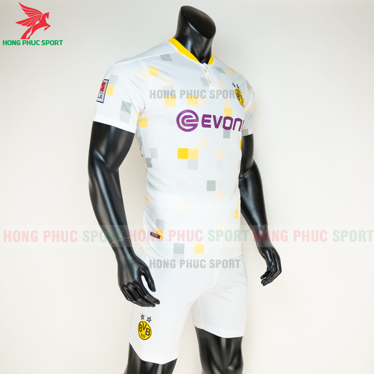 ÁO ĐẤU CHO CÁC GIẢI CUP CỦA DORTMUND 2020 2021 SÂN KHÁCH - HÀNG THAILAND