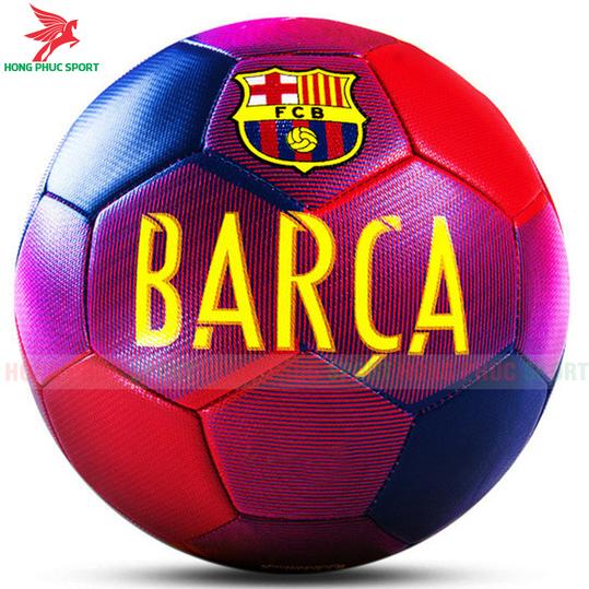 QUẢ BÓNG ĐÁ SIZE 5 BARCELONA 2021 MẪU 1 TẶNG KIM BƠM
