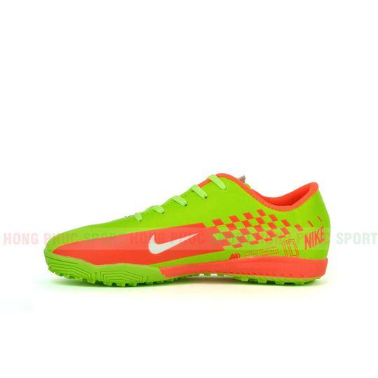 Giày đá bóng Nike Limited Kids TF XANH LÁ