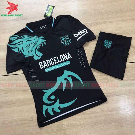 ÁO ĐẤU BARCELONA 2021 2022 PHIÊN BẢN FAN MẪU 2 - THUN LẠNH CAO CẤP