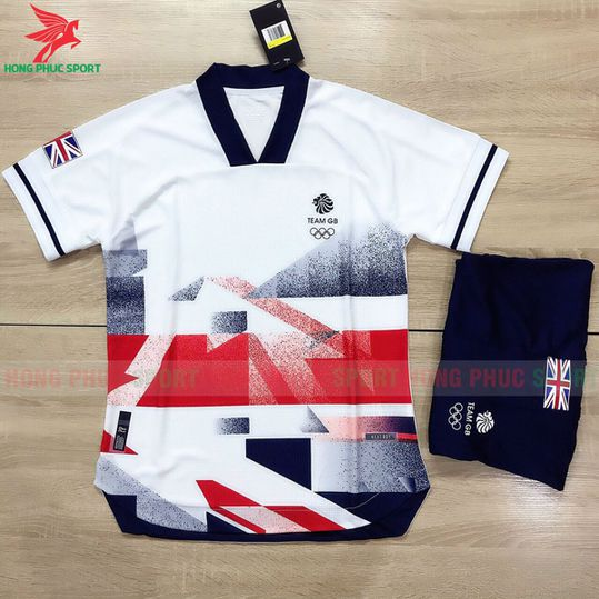 Áo đấu tuyển Mỹ OLYMPIC TOKYO 2021 - Hàng Thailand
