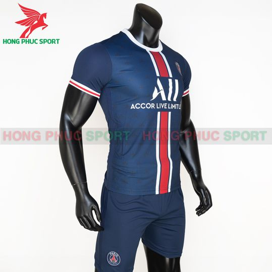 Áo đấu PSG 2021 2022 mẫu thứ 3 – Hàng Thailand