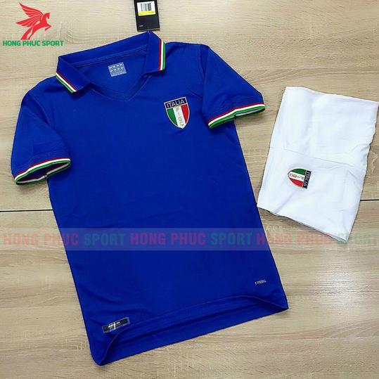 ÁO ĐẤU TUYỂN ITALIA 2021 2022 SÂN NHÀ - HÀNG THAILAND