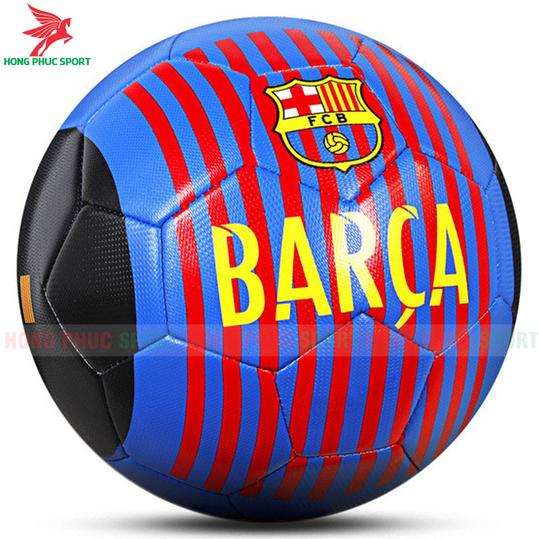 QUẢ BÓNG ĐÁ SIZE 5 BARCELONA 2021 MẪU 2 TẶNG KIM BƠM