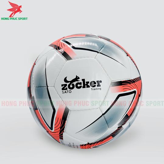 QUẢ BÓNG ĐÁ SIZE 5 ZOCKER SATO S1901 2021 MẪU 1 MÀU CAM